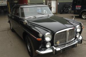 Rover 3.5 litre P5b coupe ex Mod- James Callaghan , spares repair restoration Photo
