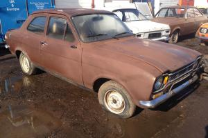 Ford Escort MK1 (2 Door very Solid car,Fresh Import ) LHD !! RARE !!! Dont Miss!