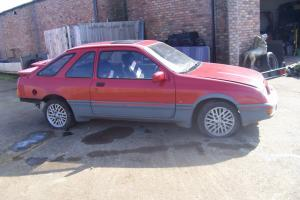 FORD SIERRA XR4I 3 DOOR GENUINE BARN FIND Photo