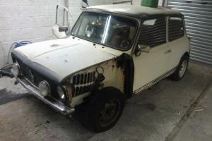 mini 1275 gt spare or repair