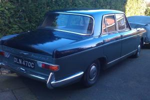 Vanden Plas 4 Litre R 1966 Barn Find showing 65000 Miles!!