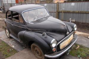 morris 1000 breaking 1964 spares,repairs,project