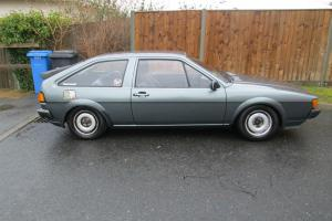 mk2 scirocco Photo