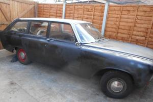 1964 FORD ZODIAC FARNHAM VERY RARE CAR NEEDS RESTORATION