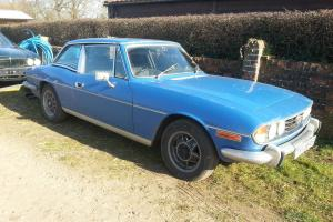 Triumph Stag 3.0 1976 Photo