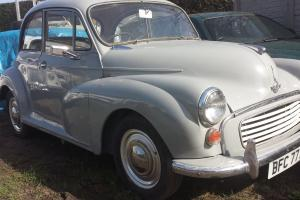 MORRIS MINOR 1965 LOVELY CONDITION INSIDE AND OUT Photo