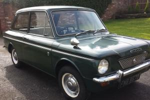 Meet Frank, My 1967 Singer Chamois Hillman Imp Photo