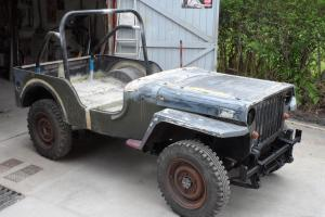 SUZUKI SJ JAGO WILLYS JEEP REPLICA REAL 4X4