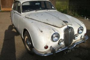 Jaguar 240 / MK2 for Restoration Photo