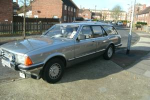 Ford Granada Estate 2.8 Ghia X Auto