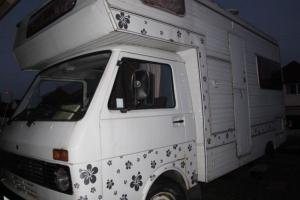 VW LT35 Glendale GL2500 Motorhome/Campervan/Bus Petrol/ LPG, good tax and test Photo