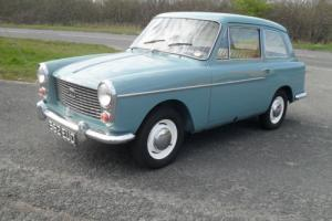 1960 Austin A40 LOTS OF SERVICEHISTORY.2OWNERS FROM NEW HAS BEEN CHERISHED