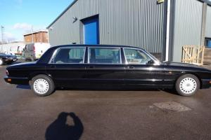 DAIMLER 6 DOOR LIMOUSINE NOT HEARSE Photo