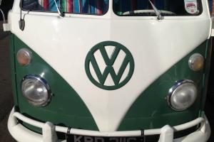 1965 VW SO42 Westfalia Campervan.