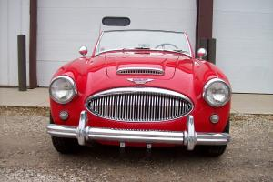1962 AUSTIN HEALEY 3000  BT7  TRI CARB.  VERY GOOD CONDITION