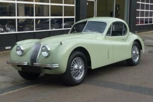 Jaguar XK 120 Fixed Head Coupe 1953  Photo