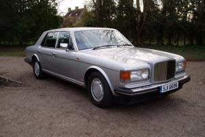BENTLEY TURBO R . L.P.G FUEL INJECTION