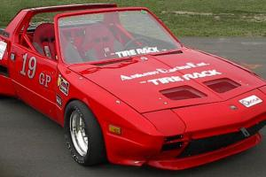 Fastest X1/9 in the USA!   '74 Fiat X19 Race car