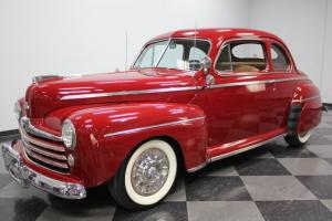 SUPER DELUXE, 239 CI FLATHEAD V8, BEAUTIFUL PAINT, CLEAN INTERIOR, HARD TO FIND!