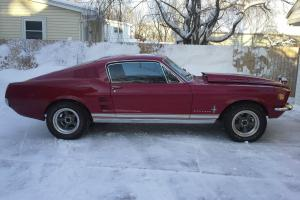 1967 Ford Mustang Fastback 5 Speed ~ Vintage Classic Car <<<---LOOK---<<<