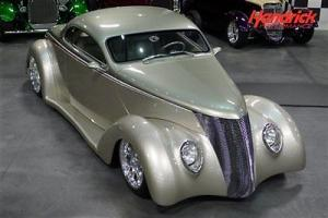 1 of only 6 built, a Classic Hot Rod that has been tricked out to the Max!