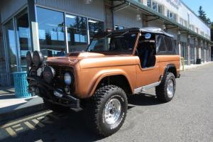 1971 Ford Bronco Built for the vintage Baja 1000 !! off-the-chart-build.!! video