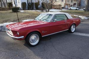 1968 Ford Mustang- Show Room Quality!!!- Deluxe interior.