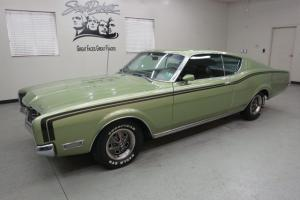 """RARE"" !!! 1969 Mercury Montego ""Cyclone"" F.B. w/ Bucket seats *Just 2,175 Built"