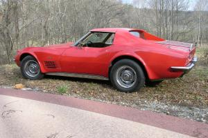 1970 Corvette Coupe Survivor-All Numbers Match-Documents-70K Miles-LowerdReserve