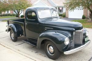 Vintage 1947 International KB2 pickup in great condition