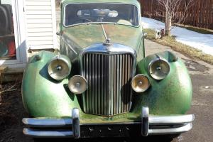1950 Jaguar Mark V  2.5L
