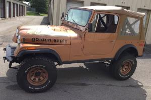 1979 Jeep CJ7 Golden Eagle CJ-7 Automatic V8, 80% Restored, NICE!!!!