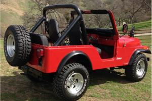 1982 Jeep CJ5 with only 7,000 original miles