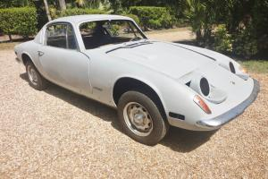 1972 Lotus Elan +2  Project Vehicle Photo