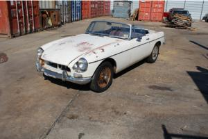 1964 MGB Roadster Low miles Collectors Photo