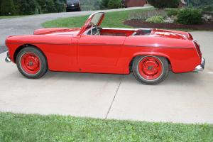1962 MG MIDGET Photo