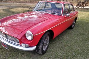 1967 MGB-GT Roadster Photo