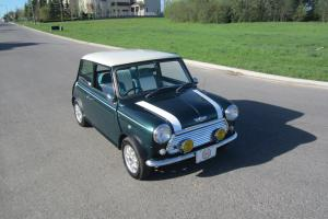 "BRG MINI COOPER 1.3 NORUST AC NEW INT 12"" MINILITES RUNS/DRIVES EXC MUST DRIVE!!"