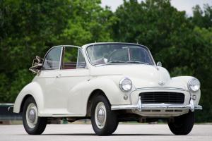 1960 Morris Minor 1000 Convertible - No Reserve - A great entry-level Classic!