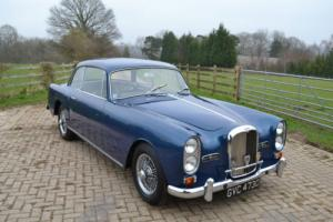 1966 Alvis TF21 Coupe