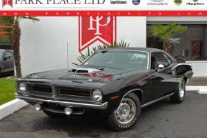 1970 Plymouth 'Cuda 440 Six-Pack