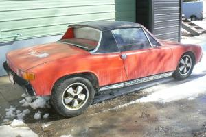 1974 Porsche 914-6 clone with all factory parts E TICKET RIDE!!!