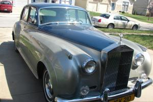 CLASSIC VINTAGE ROLLSROYCE Photo