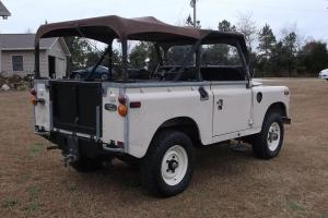 1972 Land Rover Series III Photo