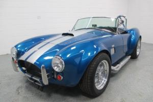 1967 Shelby Cobra (Replica) Factory Five Racing Kit Assembly