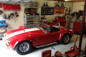 1967 Shelby Cobra 427SC by Unique Motor Cars, ESTATE SALE.  Incredible car