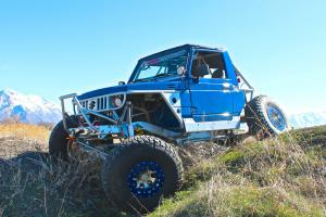 1987 Suzuki Samurai Trail Slayer Buggy - Turn Key Custom 4x4 2.0L Rock Crawler