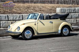 1969 Beetle Convertible, Solid Floors, Correct Colors, New Interior and Paint