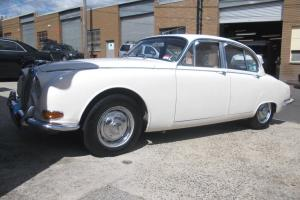 Jaguar Stype 1964 3 8 Litre Manual Matching Numbers Time Capsule