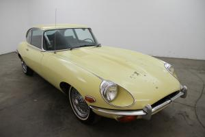 1969 E Type Jaguar 2+2 Survivor Car from California